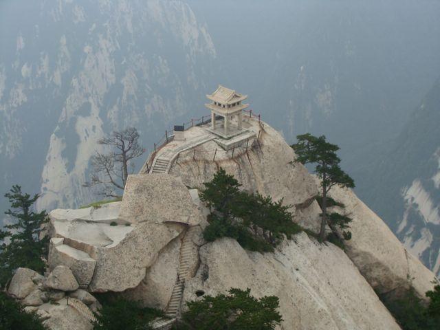 Huashan Mountain 1
