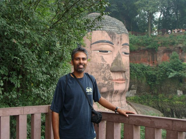 Sam and The Buddha